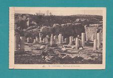 Carthage Basilique De Douimes Italy Vintage Real Photo Postcard Rppc