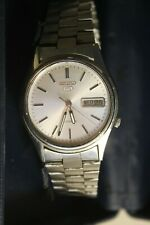 Vintage Seiko 5 Day/Date Automatic Watch - 7009-3100