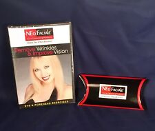 Neo Faciale Facial Exercise and Neck Toning Device Eye Forehead Toning DVD Kit