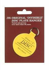 Self Adhesive Disc Plate Hanger 50mm