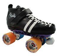 Riedell 265 Sunlite Hyper Cannibal - Quad Speed Skates - Men Size 4-13