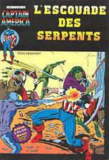Artima / Arédit  Captain America    N° 15  série 1