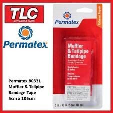 Permatex 80331 Muffler & Tailpipe Bandage Tape Repair **FREE POSTAGE**