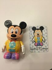"""DISNEY VINYLMATION Park - 3"""" Inch - Series 4 Spectro Magic Mickey Mouse w/ Card"""