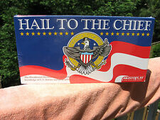 """""""Hail to the Chief"""" President Election Board Game By Aristoplay~New & Sealed"""