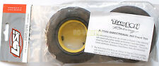 "Team Losi 1/10 Directional Rib Silver Truck Tires Front (Reifen) ""NEW"" LOSA7505S"