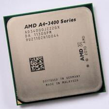 AMD A4-3400 Series (AD3400OJZ22GX) Dual-Core 2.7GHz Socket FM1 CPU + GPU