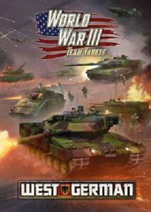 WORLD WAR III : WEST GERMAN BOOK - TEAM YANKEE - WW3-05