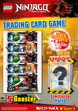 LEGO Ninjago - Serie 3 Trading Cards - 1 Multipack - Deutsch