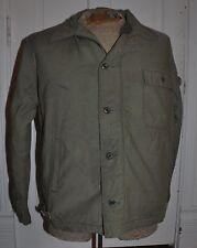 Vietnam Era USN A-2 Cold Weather Deck Jacket Permeable ~ size L (42-44)