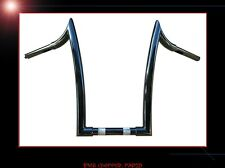 "14"" MERCENARY CUSTOM HANDLEBARS APEHANGERS FOR HARLEY ROAD GLIDES"