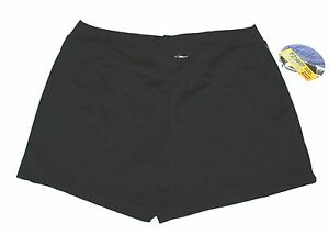 New Capezio BoyCut Booty Shorts Low Rise Yoga Activewear Stretch Adult Plus
