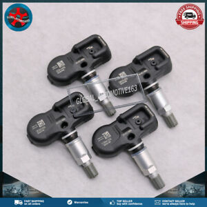Set of (4) TIRE PRESSURE SENSOR TPMS for Toyota Lexus # PMV-C010 315 MHz