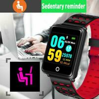 F3 bluetooth Smart Watch Heart Rate Oxygen Blood Pressure Fitness Tracker S L6W1