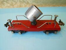 Lionel O Gauge Pre-war Floodlight Car no. 2620