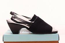 Life Stride Sling Shot Sandal 10 M Dark Black NIB
