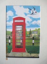 Red Telephone Box Print