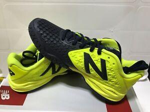 New Balance Kids Tennis Shoes Style #KC996YG2 Yellow/Blk