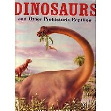 Giant Golden Book of Dinosaurs and Other Prehistor