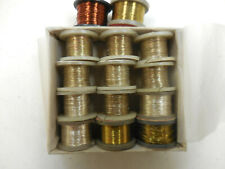 Vintage Ty Master Fly Tying Wire Lot