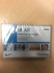 Q1996A HP AIT Cleaning Tape Cartridge, New & Sealed