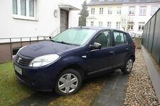 Dacia Sandero Benzin/LPG 2012 gebraucht scheckheftgepflegt
