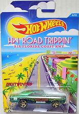 Hot Wheels Hw Road Trippin' A1A Florida Coast Hwy '69 Dodge Charger
