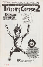Raymond PETTIBON / Tripping Corpse 2 The Hippie Thing First Edition 1982