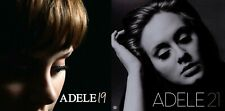 Adele - 19 & 21 CD Album XL Records Debut Hometown Glory Rolling In The Deep