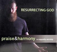 Keith Lancaster & Acappella Company RESURRECTING GOD NEW CD Praise & Harmony