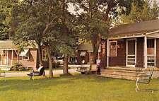 North East Maryland Guest Cabins Vintage Postcard K35713