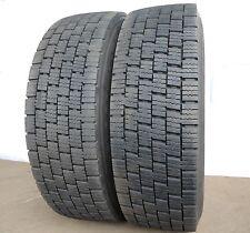2 x 315/70 R 22.5 154/150K Continental LKW Reifen Runderneuert S2120