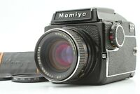 EXC+5 Mamiya M645 w/ Sekor C 80mm f2.8 Lens Waist Level Finder From JAPAN #F771