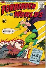 Forbidden Worlds Comic Book #127, ACG 1965 VERY FINE+