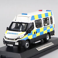 Modèle Collection 1/43 AURORA IVECO Daily Traffic(TBHQ)Version Police Voiture