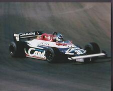 Derek Warwick Toleman-Hart 15TH US GRAND PRIX 1981  8 X 10 PHOTO 1