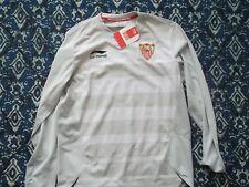 Sevilla Club Fútbol Porteros Jersey Tamaño Mediano 40 INS Li-Ning BNWT