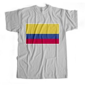 Colombia | National Flag | Iron On T-Shirt Transfer Print