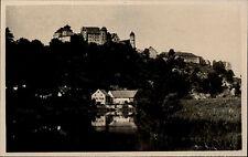 Harburg Bayern Schwaben AK ~1940 Panorama Burg Schloß Festung Landschaft Häuser