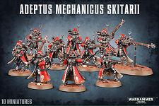 Adeptus Mechanicus Skitarii Vanguard Rangers Warhammer 40k NEW