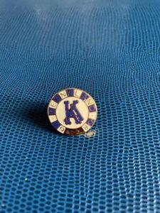Keeneland Member pin 1980 #660