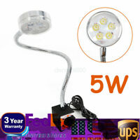 Green 120-Volt 492-Lumen New Designers Edge L1312 5x1W LED Worklight