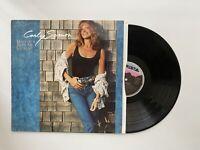 Carly Simon Have You Seen Me Lately Vinyl Album Record LPVG