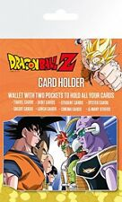 Dragon ball Z Face Off Anime Card Holder Travel Pass Oyster Portefeuille