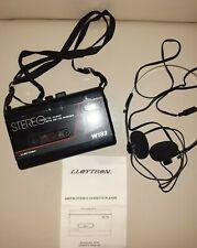 Retro Vintage Cassette Player/walkmam With Radio