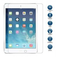 Shock Absorbing Tempered Glass Film Screen Protector For Apple iPad  2 3 4
