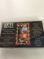 Vintage Disney Film Music Interpretations Promotional Cassette