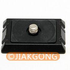 Velbon QB-3 B Quick release plate for QHD-51Q 41Q QRA-3