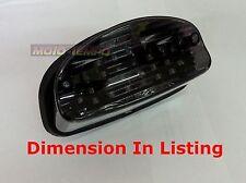 98-02 Honda CB 600 Hornet 28 LED Rear Tail Light Smoked Lens E marked OEM fit
