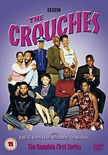 THE CROUCHES SERIES ONE DVD BBC COMEDY